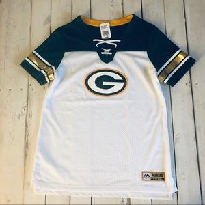 NFL Green Bay Packers jersey top